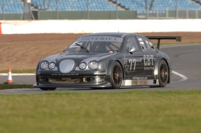 V8 Star Jaguar Cbt Motorsport